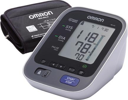 سعر جهاز الضغط omron m6 لقياس الدم اومرون ام 6 ومواصفاتة في مصر والسعودية